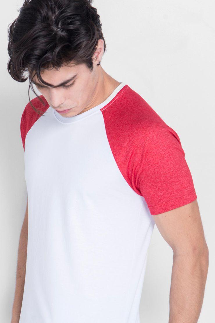 Camiseta-Raglan-Basic-Red