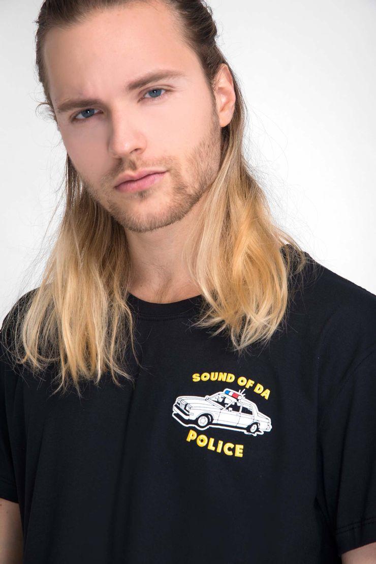 Camiseta-Long-Police