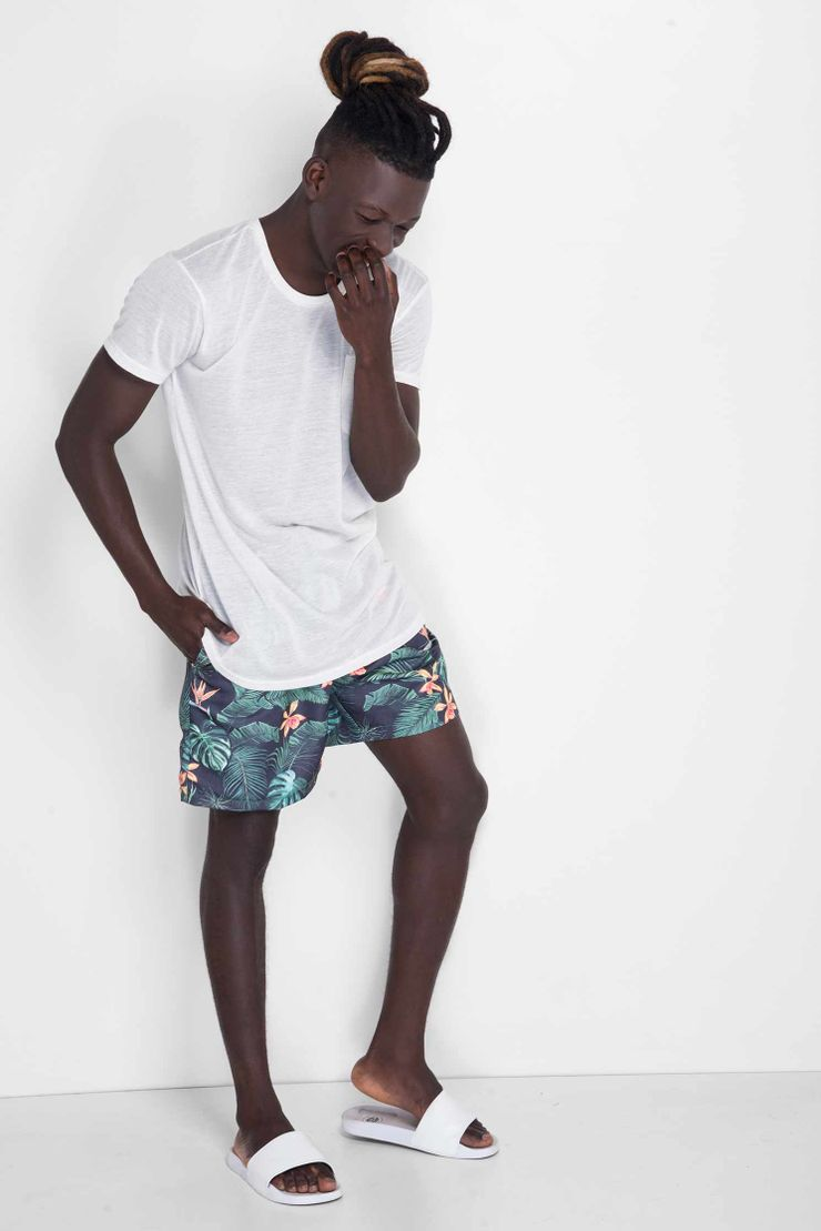 Shorts-Black-Jungle