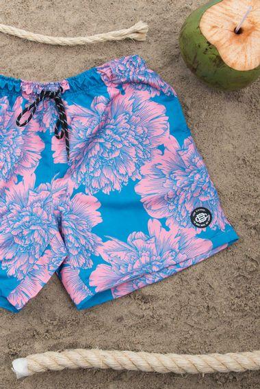 Shorts-Pink-Lotus