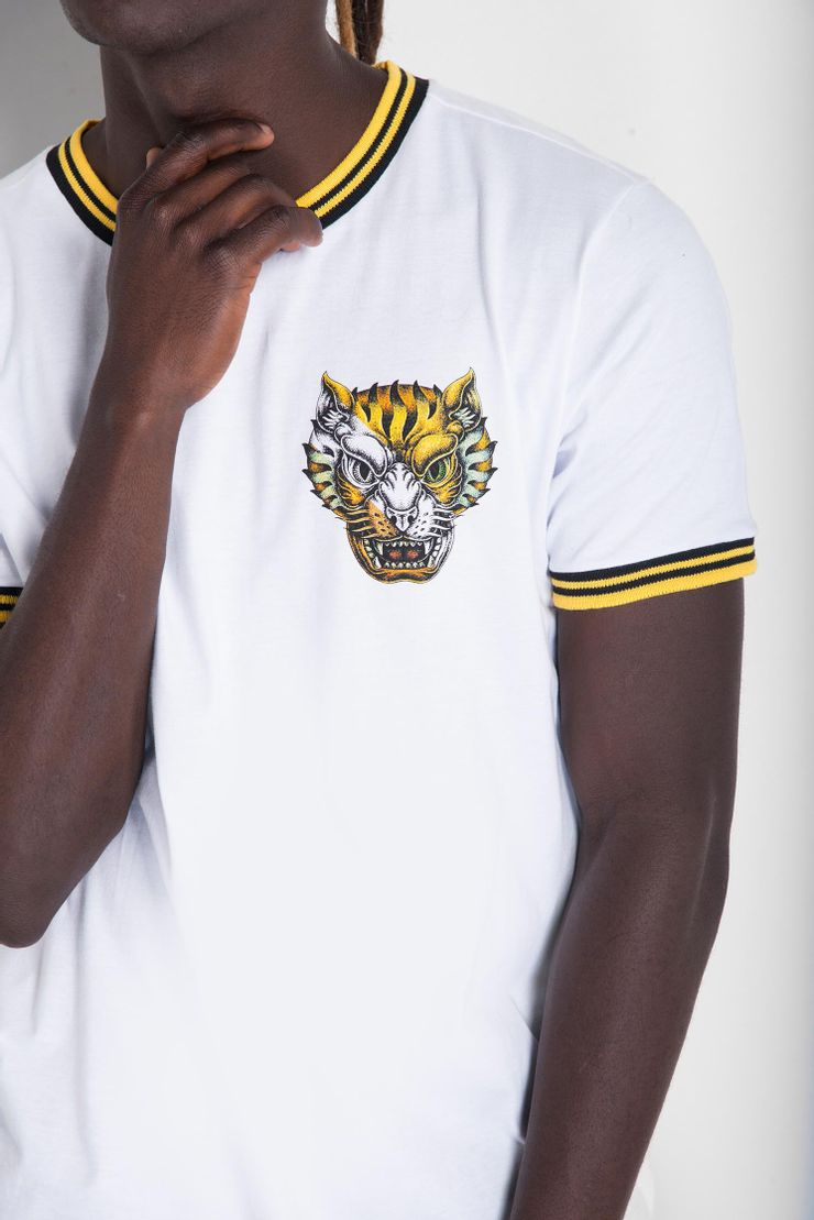 Camiseta-College-Tiger
