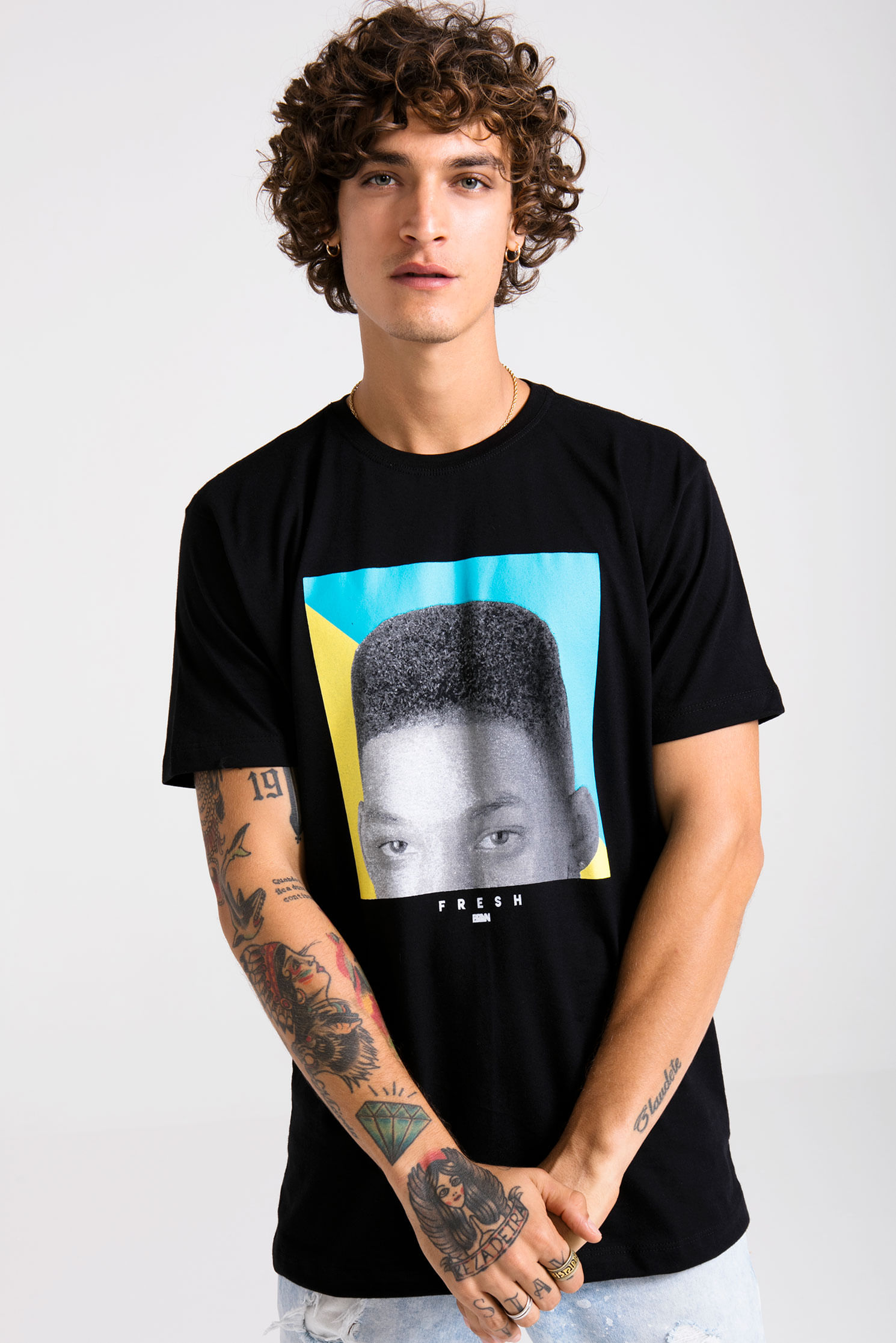Camiseta Fresh - bawclothing 223ce11560fff