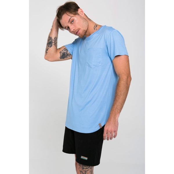 Camiseta-Long-Blue