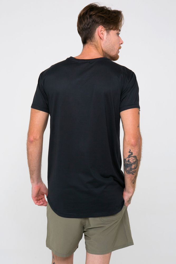 Camiseta-Long-Noir