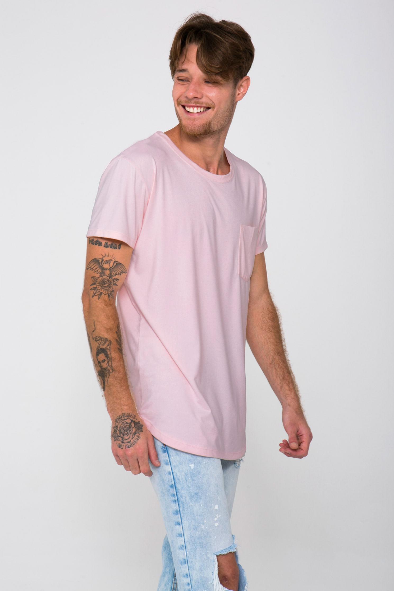 Camiseta-Long-Light-Pink