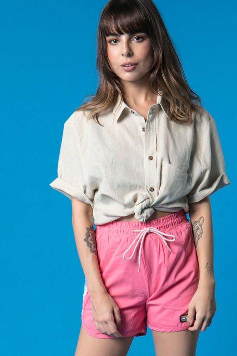 camisa sand lines