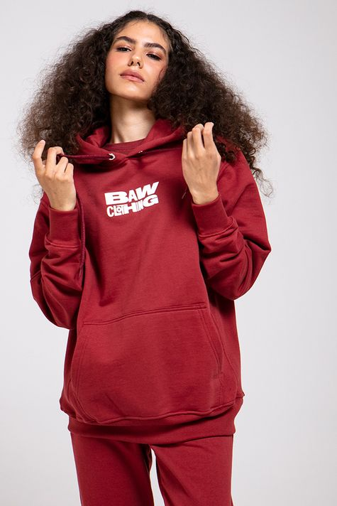 Moletom-Fun-Logo-Burgundy