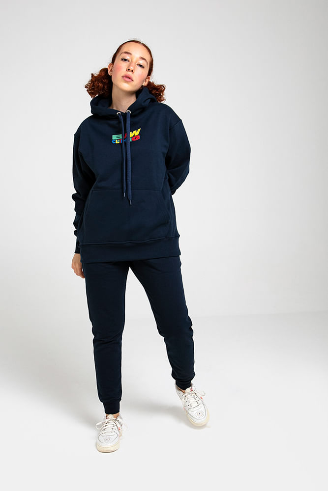 Moletom-Fun-Logo-Navy