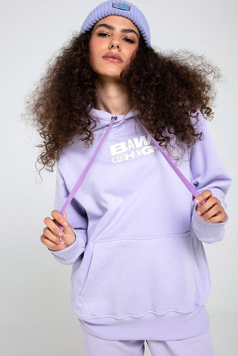 Moletom-Fun-Logo-Lilac