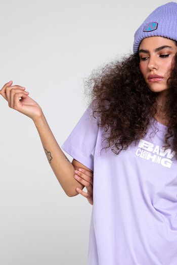 camiseta-fun-logo-lilac
