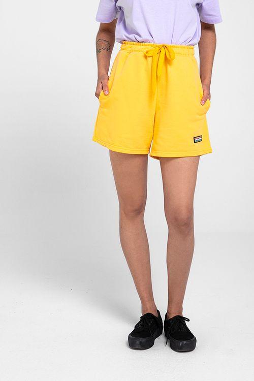 shorts-mustard