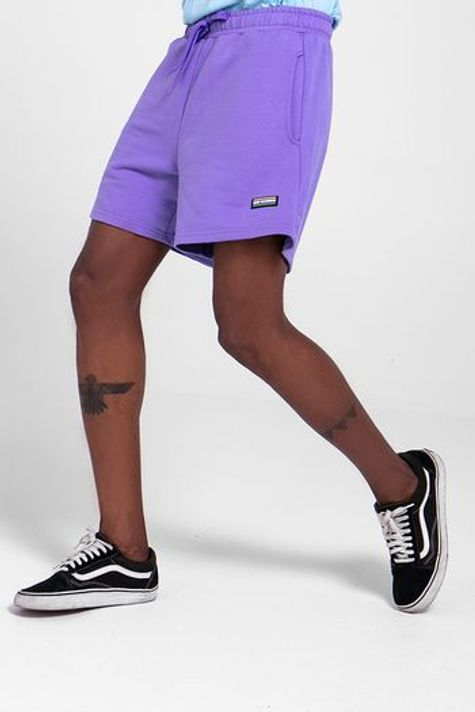 shorts-purple