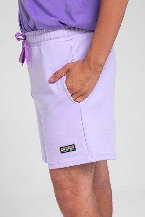 shorts-lilac