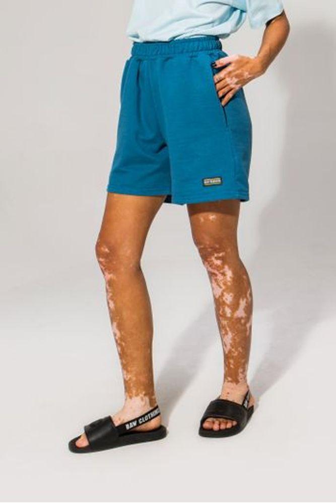 shorts-blue