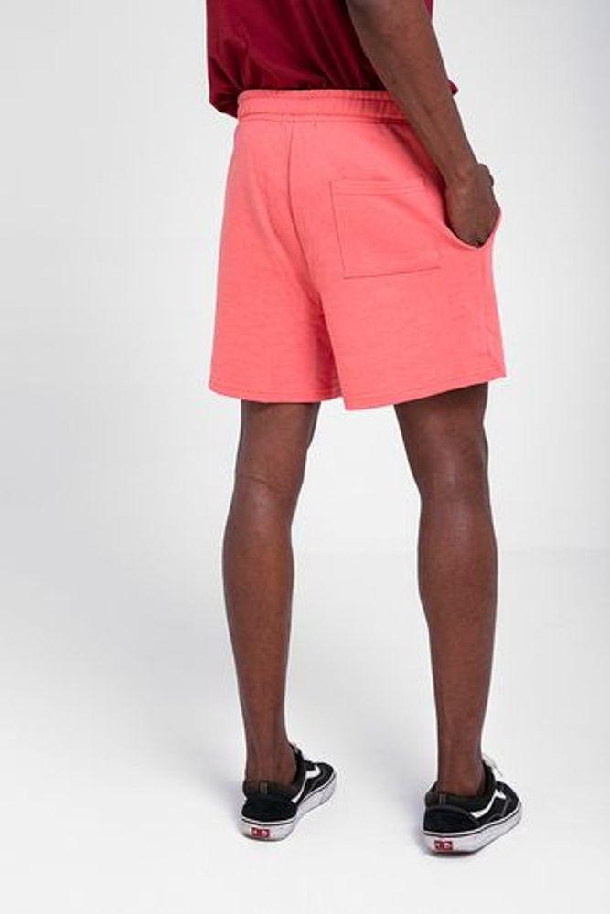 shorts-coral