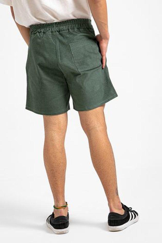 shorts-cotele-green