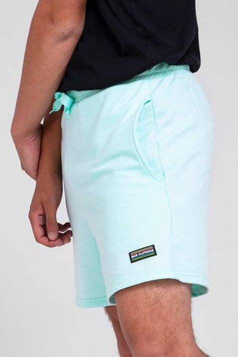 shorts-candy-green