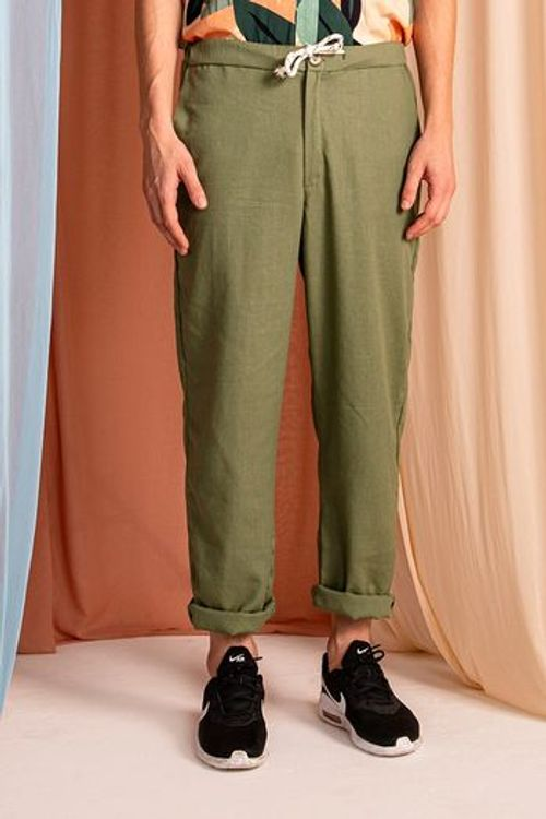 calca-linen-green