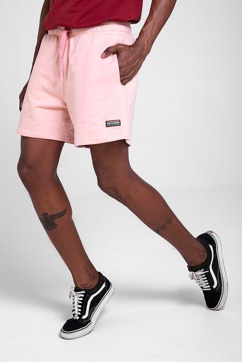 shorts-salmon