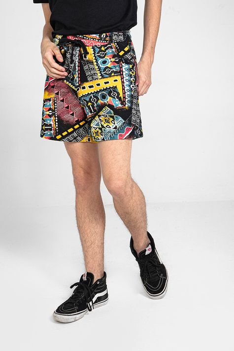 shorts-tribal-party