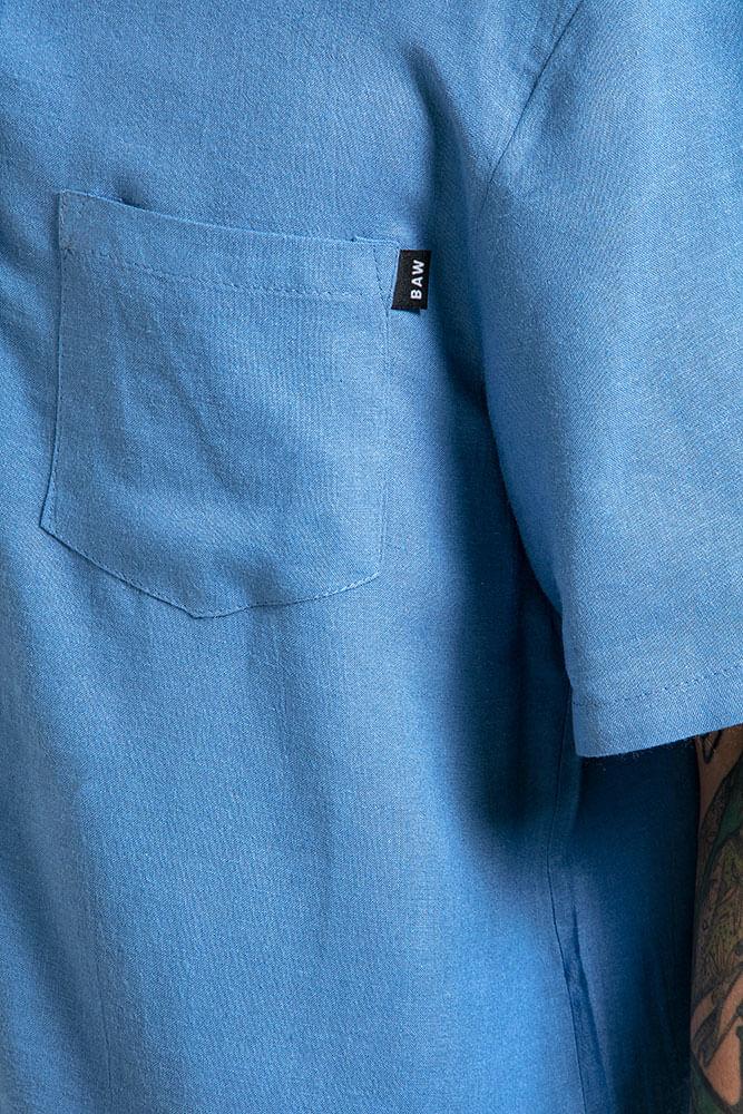 camisa-linen-blue