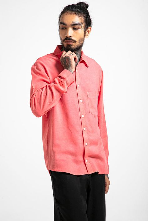 camisa-ml-linen-coral