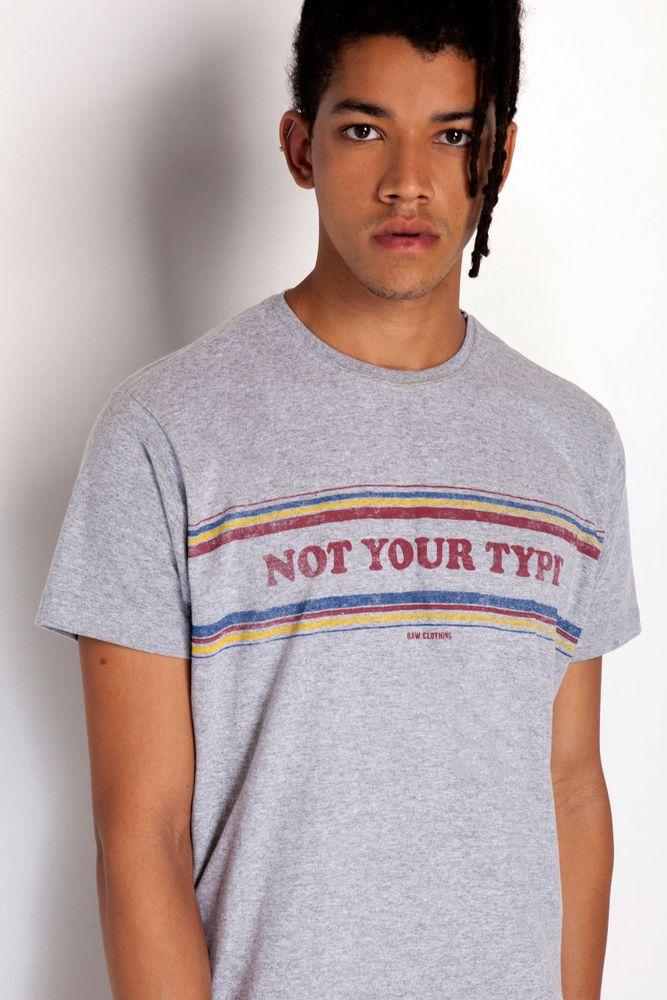 camiseta-not-your-type