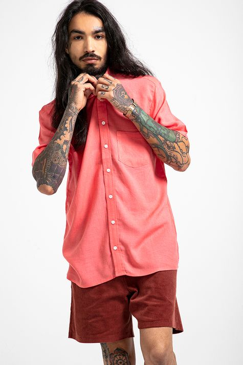 camisa-linen-coral