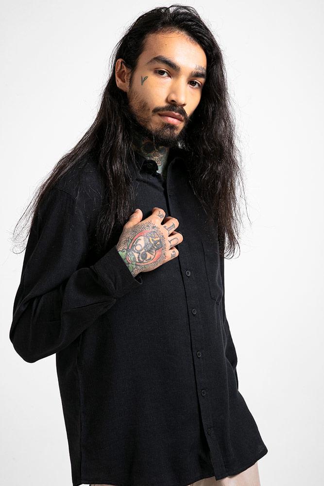 camisa-ml-linen-black